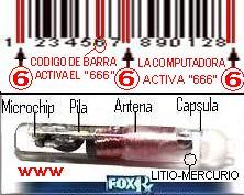 Microchip Obligatorio para el 2013 en Estados Unidos Verichip11