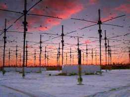 En Chipre se ha desplegado otro complejo de antenas termoeléctricas, esta vez auspiciado por el gobierno británico.