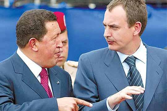Venezuela e Espanha reafirmam compromisso de combater terrorismo
