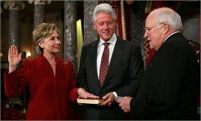Hillary & Cheney