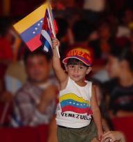 Venezuela se alza
