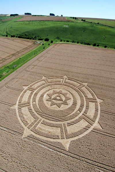 Galeria Crop Circles!!! Ovni