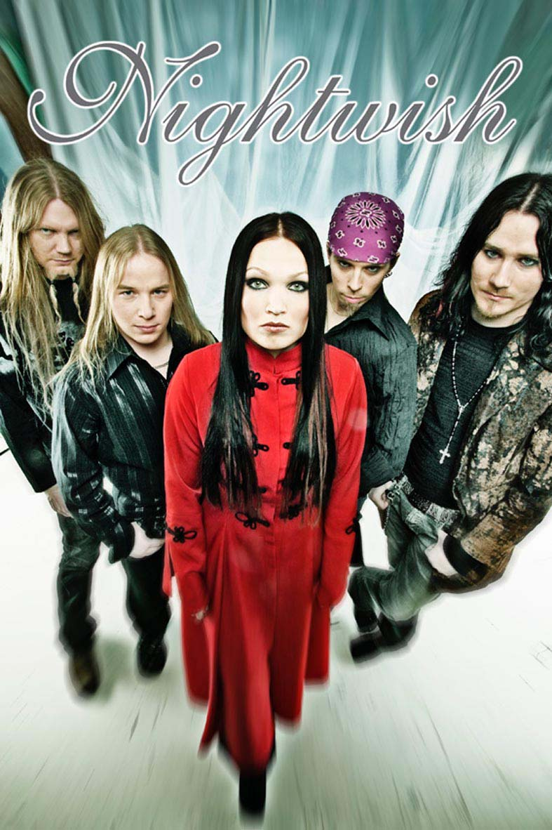 nightwish una gran banda!!