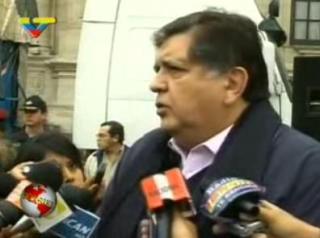 ALAN GARCIA INDIGENAS NO SON CIUDADANOS DE PRIMERA CLASE