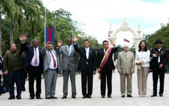 ALBA pasa a ser Alianza Bolivariana de los Pueblos de América