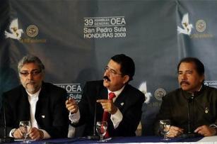 ASAMBLEA OEA 2009