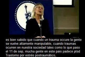 CATHY O'BRIEN EL 11-S Y EL TRANSTORNO POR ESTRÉS POSTRAUMATICO