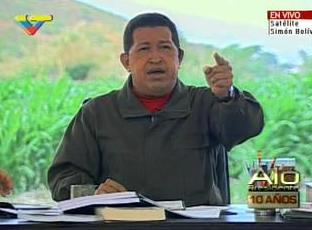 CHAVEZ OBAMA HONDURAS