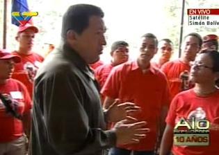 CHAVEZ Y HONDURAS