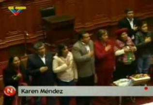 Suspenden a legisladores peruanos por apoyar a indígenas