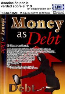 el dinero como deuda proyeccion