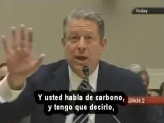EL FRAUDE AL GORE