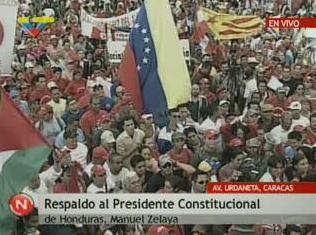 EL PUEBLO DE VENEZUELA A LA ALTURA DE LAS CIRCUNSTANCIAS