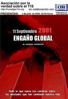 ENGAÑO GLOBAL EN PEQUEÑO CINE ESTUDIO