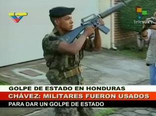 GOLPE DE ESTADO EN HONDURAS PASO A PASO