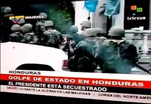 GOLPE DE ESTADO EN TELESUR