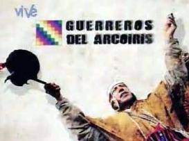 guerreros del arcoiris