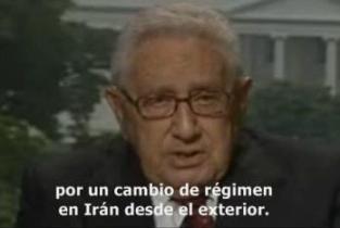 HENRY KISSINGER Y LA INJERENCIA EN IRAN