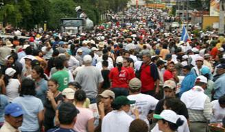 HONDURAS SE LEVANTA