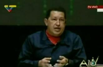 HUGO CHAVEZ Y HONDURAS