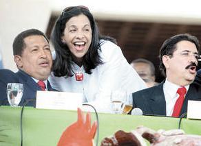 PATRICIA RODAS EXILIADA EN MEXICO
