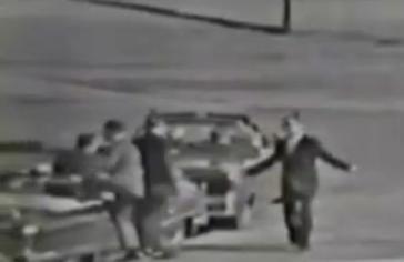 RETIRADA DEL GUARDAESPALDAS PERSONAL DE JFK