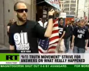 RUSSIA TODAY Y EL MOVIMIENTO 911 TRUTH