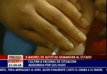 vacunas autismo