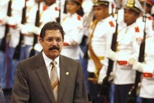 ZELAYA PRESIDENTE HONDURAS
