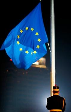 Arriando bandera