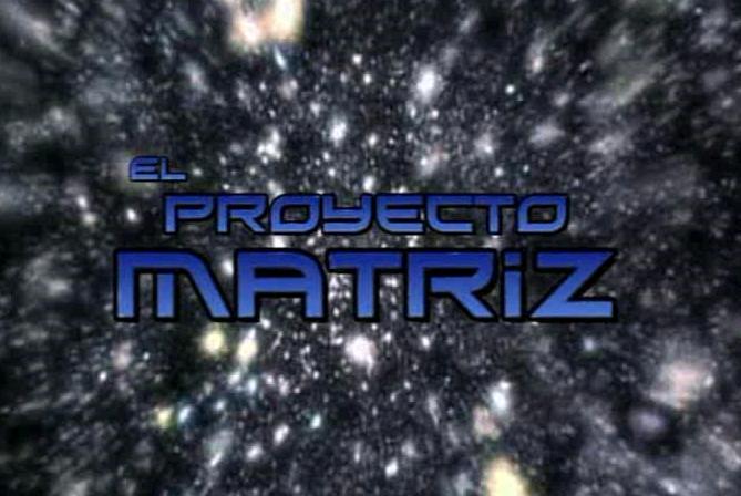 caratula documental El Proyecto Matriz