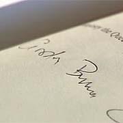 Firma Gordon Brown en el Tratado de Lisboa