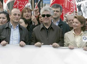 Madrid manifestación