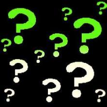 Grandes interrogantes