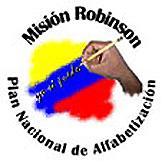 Logo Misión Robinson