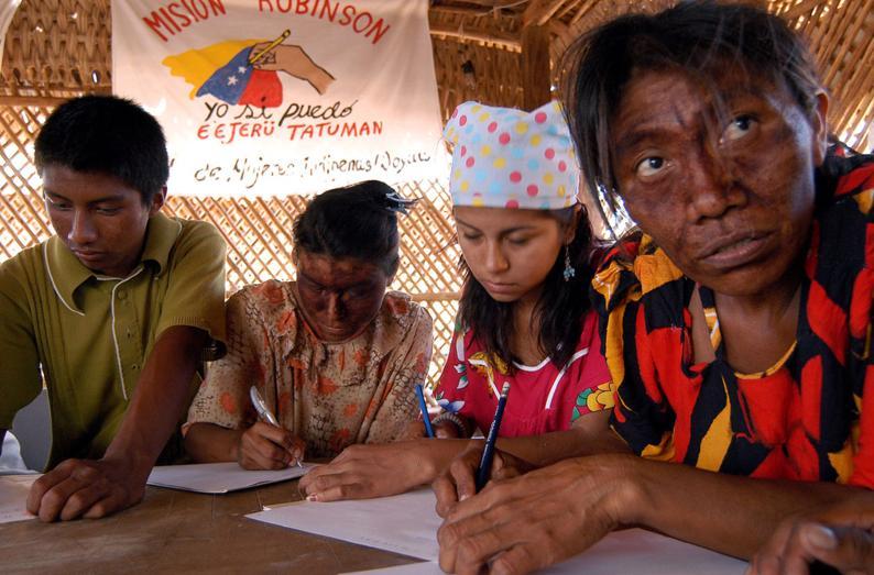 Obras, Misiones y Logros de la Revolucion Bolivariana