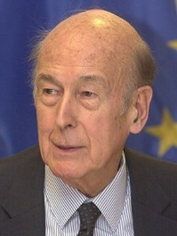 Valerie Giscard d'Estaing