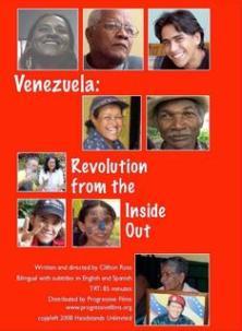 Venezuela Revolución desde adentro hacia afuera