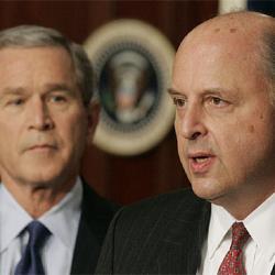 Bush y Negroponte