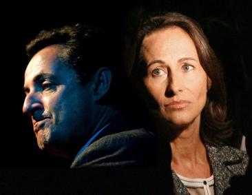 Sarkozy vs. Segolene Royal