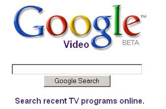 Youtube, Google video, Daylimotion Google_video