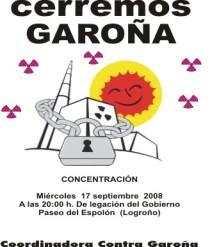 cartel garoña1
