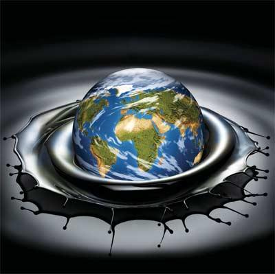 earth-drowing-in-oil