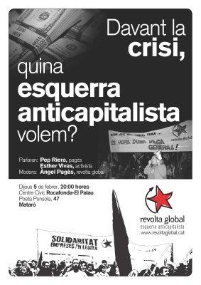 revolta crisis