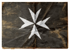 Knights Hospitaller flag (XXL)