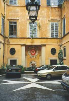 5 palacio en Via Condotti