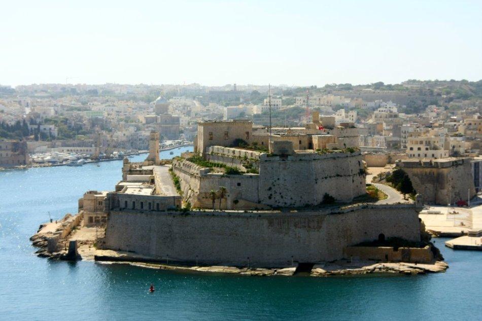 6 - fuerte Sant Angelo -Malta