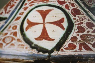 cerámicas cruz malta