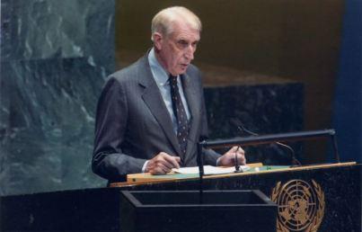 José Antonio Linati-Bosch, Observador Permanente de la Orden ante las Naciones Unidas