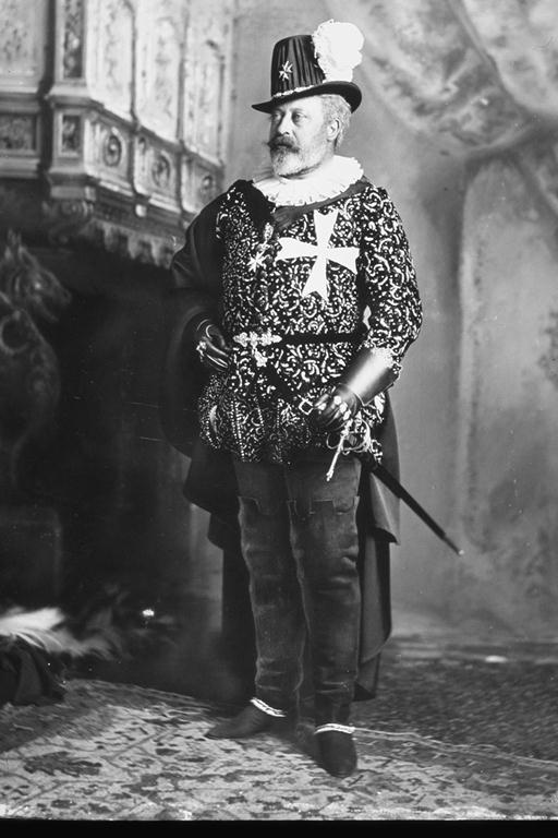 Prince of Wales (later King Edward VII) 1897